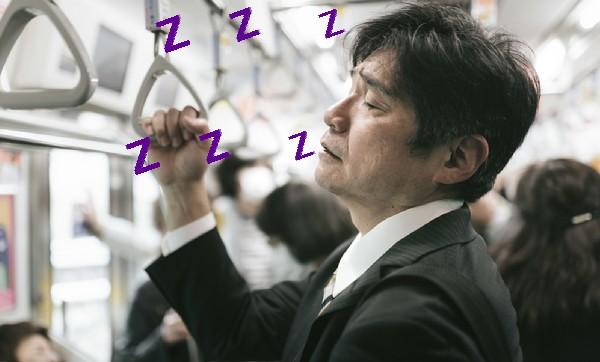 激しい眠気はSASかも
